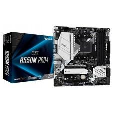 Asrock B550M Pro4 AMD B550 Zócalo AM4 micro ATX
