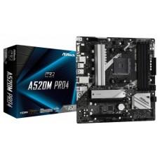 Asrock A520M Pro4 Zócalo AM4 micro ATX
