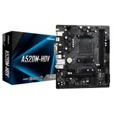 Asrock A520M-HDV Zócalo AM4 micro ATX