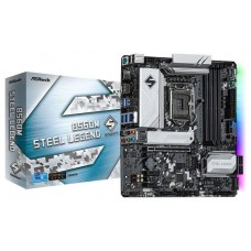 Asrock B560M Steel Legend Intel B560 LGA 1200 (Socket H5) micro ATX
