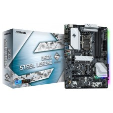Asrock B560 Steel Legend Intel B560 LGA 1200 (Socket H5) micro ATX