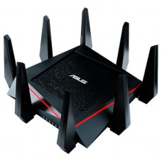 ASUS RT-AC5300 Tri-band Ethernet Negro, Rojo