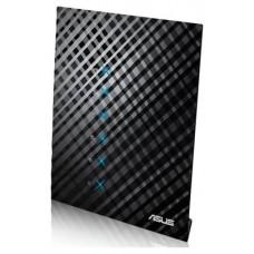ASUS RT-AC52U B1 router inalámbrico Gigabit Ethernet Doble banda (2,4 GHz / 5 GHz) Negro