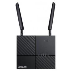 ASUS 4G-AC53U router inalámbrico Gigabit Ethernet Doble banda (2,4 GHz / 5 GHz) 3G Negro