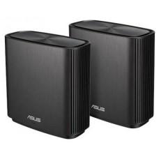 ASUS ZenWiFi AC (CT8) router inalámbrico Tribanda (2,4 GHz/5 GHz/5 GHz) Gigabit Ethernet Negro