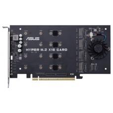 ASUS HYPER M.2 X16 CARD V2 tarjeta y adaptador de interfaz Interno