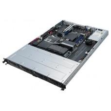 ASUS RS300-E10-PS4 Intel C242 LGA 1151 (Zócalo H4) Bastidor (1U) Negro, Metálico