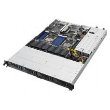 ASUS RS500-E9-RS4 Intel® C621 LGA 3647 (Socket P) Bastidor (1U) Negro