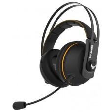 ASUS TUF Gaming H7 Auriculares Diadema Conector de 3,5 mm Negro, Amarillo