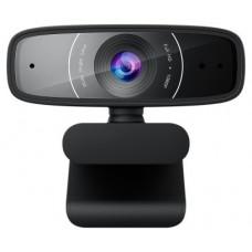 ASUS Webcam C3 cámara web 1920 x 1080 Pixeles USB 2.0 Negro