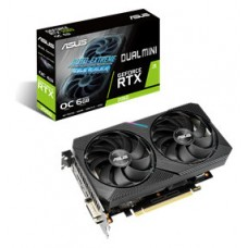 ASUS Dual -RTX2060-O6G-MINI NVIDIA GeForce RTX 2080 6 GB GDDR6