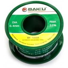 Estaño 0.4mm BAKU-10004 50G