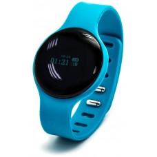 Reloj pulsera inteligente Bluetooth Azul