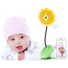 Cámara Vigila-Bebé Wifi Girasol