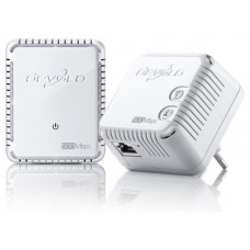 Devolo dLAN 500 WiFi, Starter Kit 500Mbit/s Ethernet Wifi Blanco 2pieza(s)