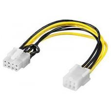 CABLE ADAPT. ALIM. PCI EXPRESS 6PIN-8PIN
