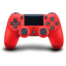 GAMEPAD SONY PS4 DUALSHOCK ROJO V.2