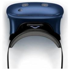 HTC Cosmos Pantalla con montura para sujetar en la cabeza Negro, Azul