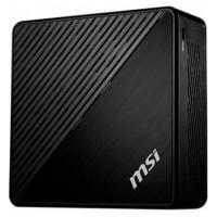 MSI Cubi 5 10M-062EU i5-10210U mini PC Intel® Core™ i5 de 10ma Generación 8 GB DDR4-SDRAM 512 GB SSD Windows 10 Pro Negro