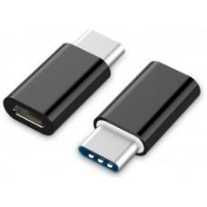 ADAPTADOR GEMBIRD TIPO C 2.0 A MICRO USB MACHO HEMBRA