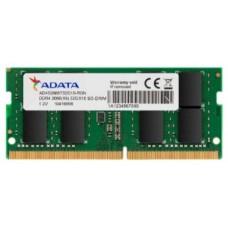 ADATA AD4S2666W8G19-SGN módulo de memoria 8 GB 1 x 8 GB DDR4 2666 MHz