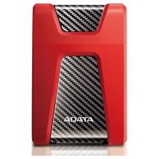 ADATA DashDrive Durable HD650 disco duro externo 1000 GB Rojo