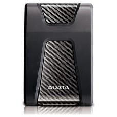 ADATA HD650 disco duro externo 4000 GB Negro, Carbono