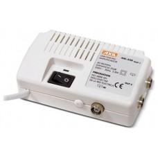 AMPLIFICADOR TV AXIL PARA INTERIOR (UHF/VHF) 2 SALIDAS