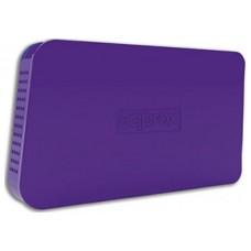 "approx! appHDD05P Caja Ext.2.5"" USB 2.0 Púrpura"