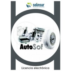 SOFTWARE AUTOSOF PRO LICENCIA ELECTRO GESTION TALL