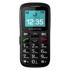 "Brigmton BTM11 Telefono Movil 1.7"" SOS BT + Dock"