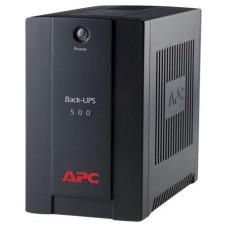 APC BACK-UPS 500VA,AVR,IEC OUTLETS EU MEDIUM (Espera 3 dias)