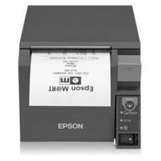 Epson Impresora Tiquets TM-T70II Usb+RS232 Negra