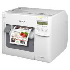 Epson Impresora TM-C3500 ColorWorks