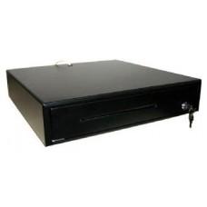 CAJON PORTAMON. 41X41CM NEGRO USB