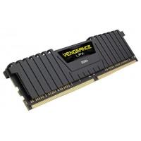 MEMORIA CORSAIR DDR4 8GB PC 2400 VENGEANCE LPX BLACK HEAT SPREADE