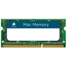 MEMORIA SODIMM DDR3 4GB PC3-8500 1066MHZ CORSAIR MAC