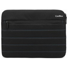 BOLSA FUNDA PORTATIL 11.6 COOLBOX NEGRO IMPERMEABLE