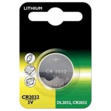 Blister 1 pila Sony  CR2032 Litio ( 20 d . x 3.20 alt
