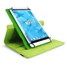 "3go Funda Tablet 10"" - Verde - Simil Piel - (Espera 3 dias)"