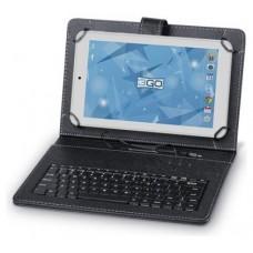 3GO Funda Tablet 10+Teclado Microusb CSGT27