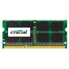 MEMORIA CRUCIAL SODIMM DDR3L 4GB 1600MHZ