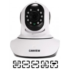 Cámara IP Inalámbrica Motorizada 2MP Camview