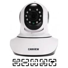 Cámara IP Inalámbrica Motorizada 1.3MP Camview