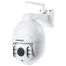 Cámara IP Tipo PTZ Motor 2.7-13.5MM 2MP WiFi SD Zoom 5X Camview