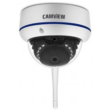 Cámara IP Tipo Domo Anti Vandálico 3.6MM 2MP WiFi SD Camview
