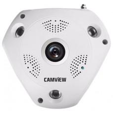 Cámara IP Panorámica 360º 5MP/ Wifi / SD / ONVIF CAMVIEW