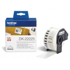 CINTA CONTINUA BLANCA 38MM BROTHER PAPEL