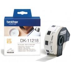 CINTA BROHTER DK-11218 ROLLO (2,4 CM) 1000 UDS. (1