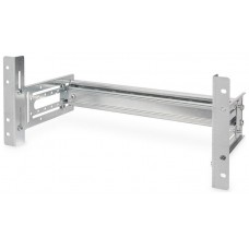 ACCESORIOS DIGITUS DIN RAIL HOLDER 4U 178X483X223 NEGRO